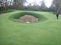 Wentworth approach bunker 16th