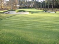 Wentworth approach 9th Green2